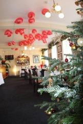 Christmas lunch in Members Bar